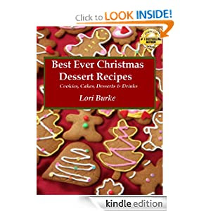 Free Christmas Dessert Recipes