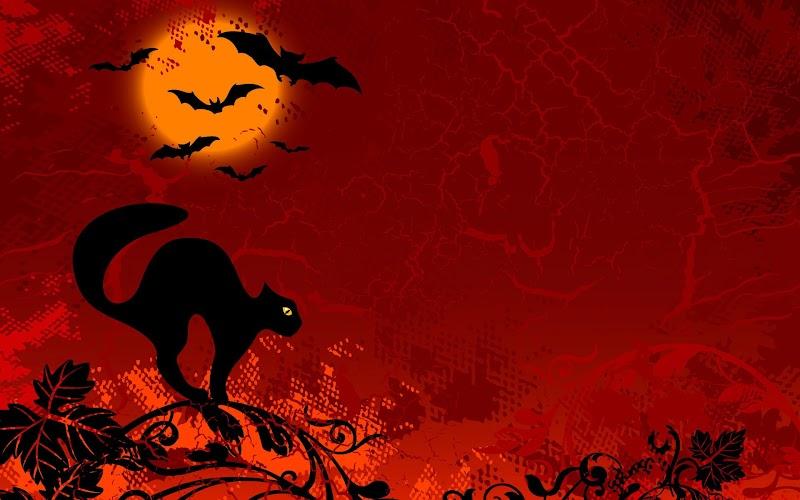 halloween wallpaper macbook