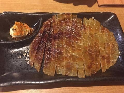 味淋雞泡魚干 - 佐敦的和匠日式燒肉店