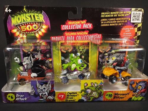Monster 500 3-pack