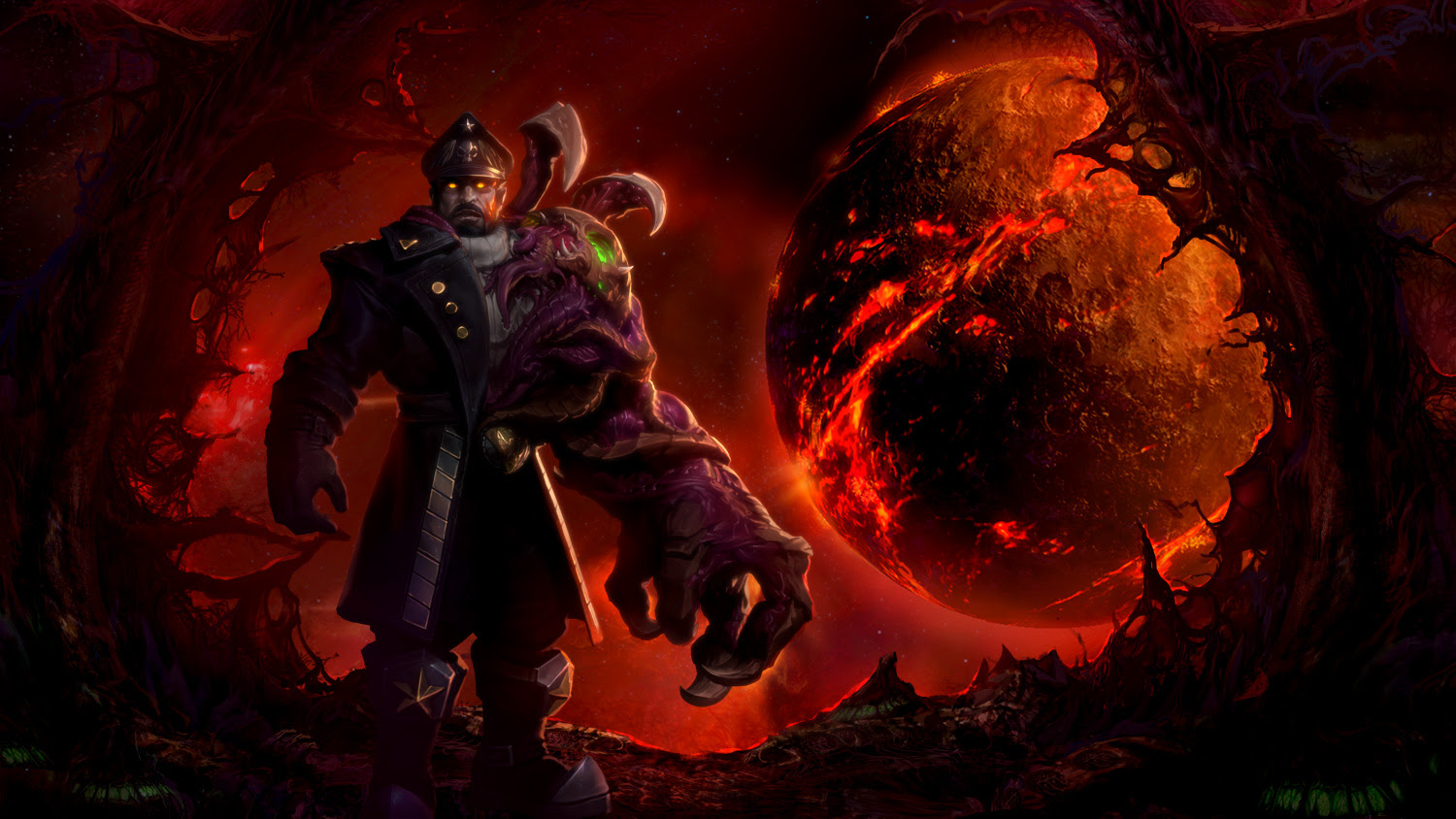 StarCraft's Alexei Stukov is coming to Heroes of the Storm screenshot