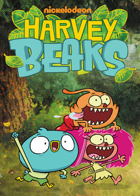 Harvey Beaks - Season 1