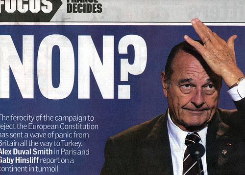 Non. Chirac.