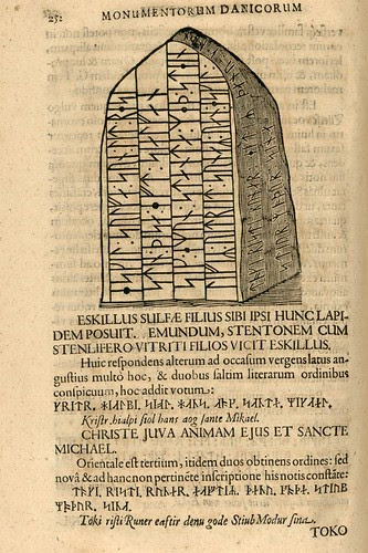 Danicorum monumentorum - Ole Worm - 1643 - 0275