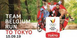 Participez au Run to Tokyo avec vos collègues et donnez un coup de pouce aux athlètes