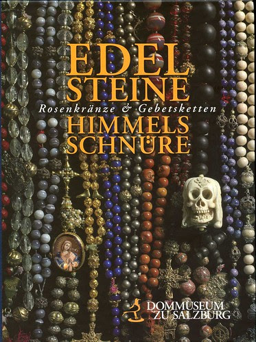 Edelsteine: cover of exhibition catalog