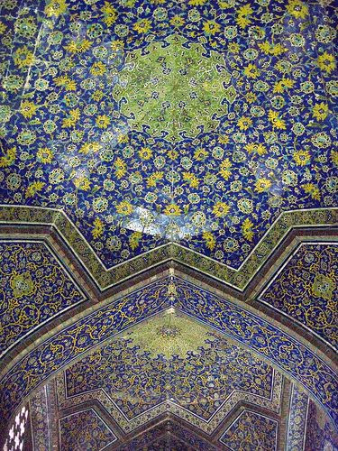 Masjed-e Sheikh Loftollah (Sheikh Loftollah Mosque), Isfahan, Iran
