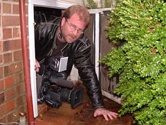 Subterranean Egress