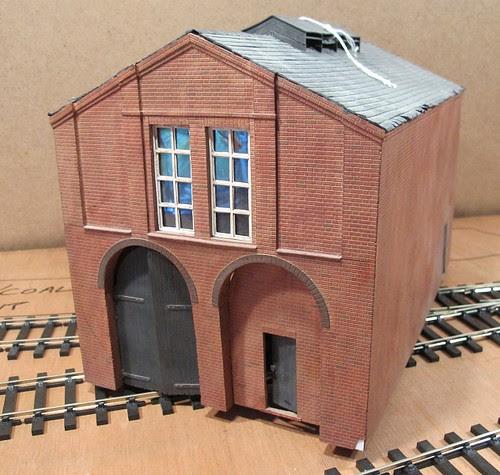 Boiler House Front