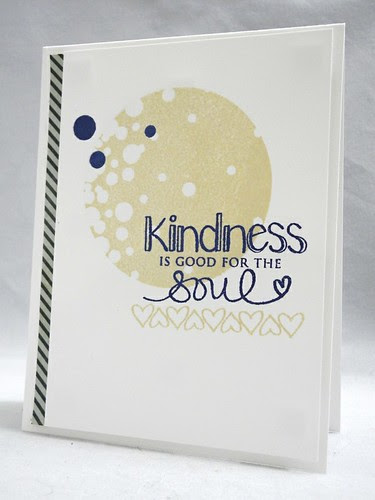 Kindness is Good for the Soul