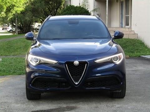 Edmunds Alfa Romeo Stelvio
