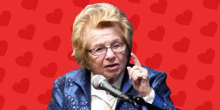 Dr. Ruth Love Advice