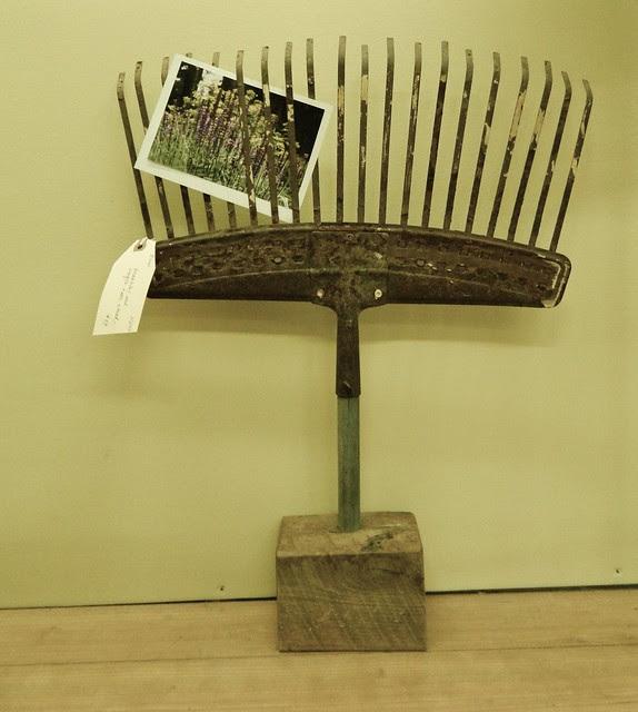 recycled garden tool via homeologymodernvintage.com