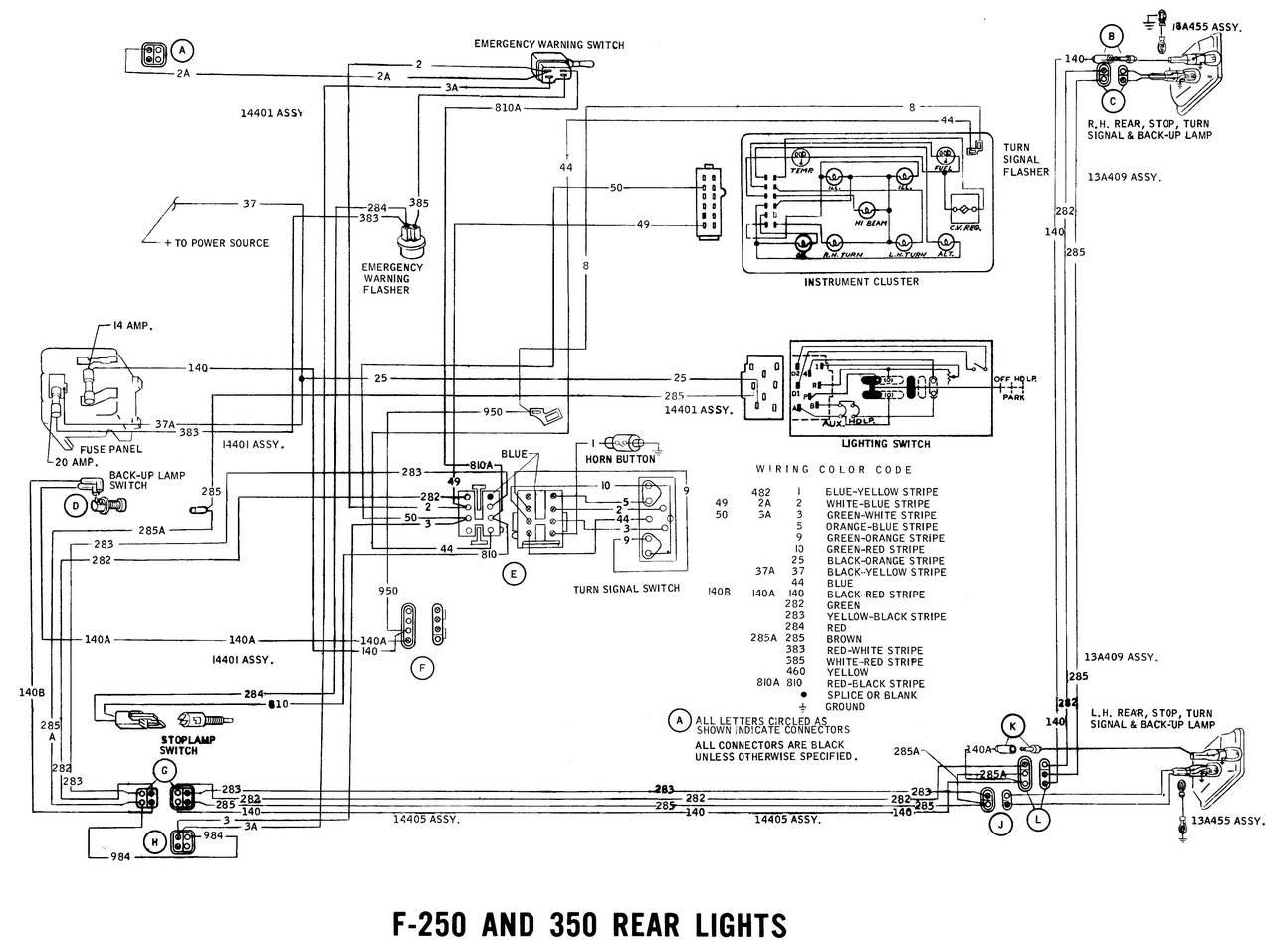 1971 wiring diagrams - Ford Truck Fanatics