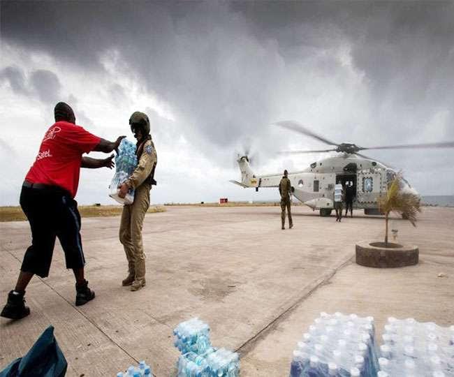 'इरमा' की चपेट में आए सिंट मार्टेन से सुरक्षित निकाले गए 110 भारतीय