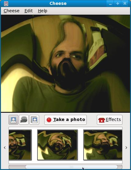 better webcam support fedora 12