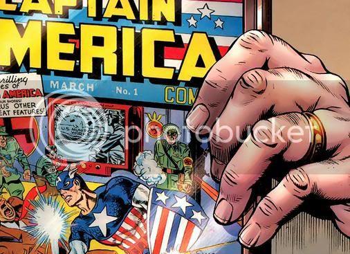 Capitão América 600