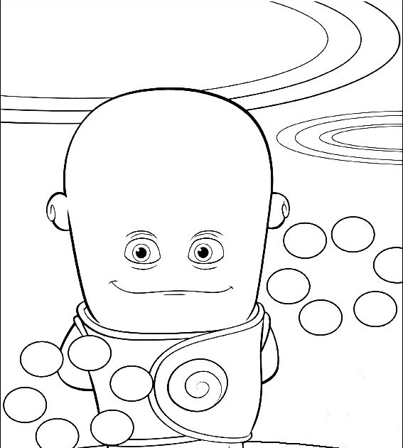 Dreamworks Coloring Pages