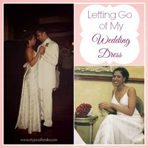 Donating My Wedding Dress Gave Me Peace