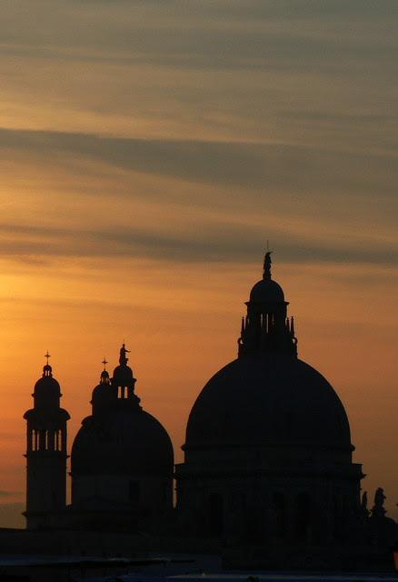 Sunset in Venice 1