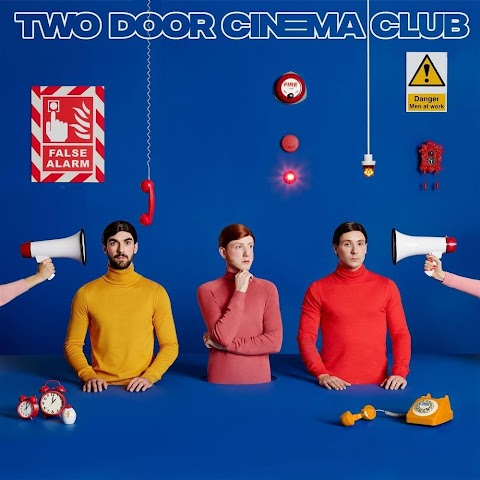 Two Door Cinema Club Lyrics Dirty Air