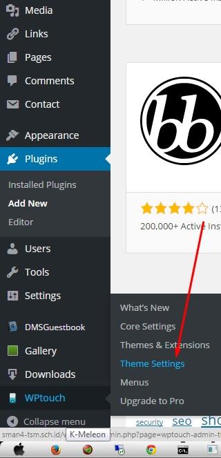 Membuat Web Menjadi Mobile Friendly Pada Wordpress