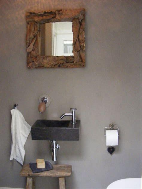 Fonteintje toilet ook gezoet arduin ( klinkt duurder dan het is)   interior design bathrooms