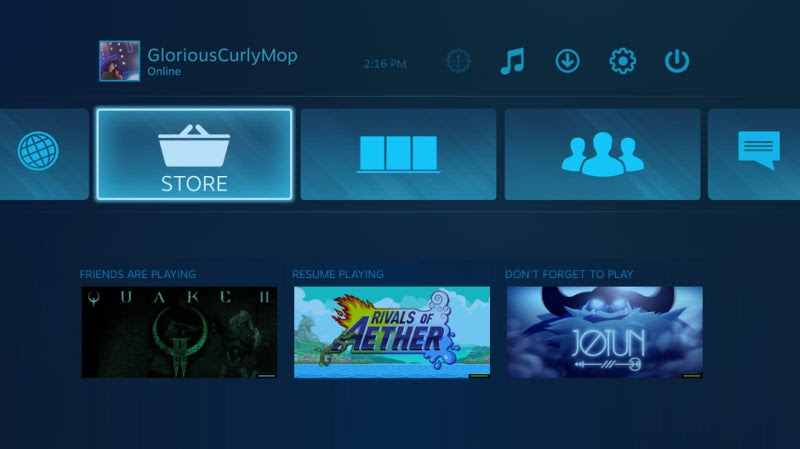 Steam's Big Picture Mode Is Now A Lot Nicer | Kotaku UK