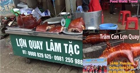 Tộc trưởng quay lợn ngon giòn tại Lễ hội Cao Bằng How to Roast Pork Perfectly