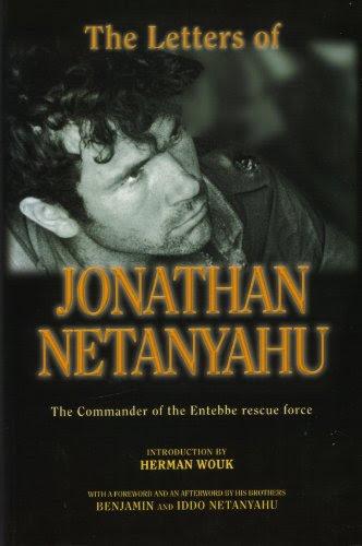 The Letters of Jonathan Netanyahu, by Jonathan Netanyahu