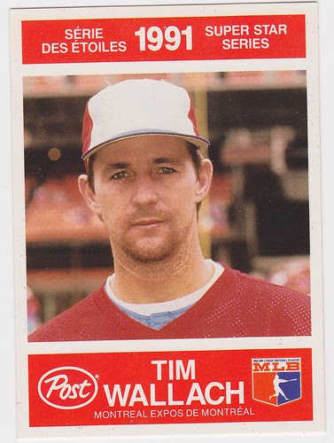 Exp - Tim Wallach - Front