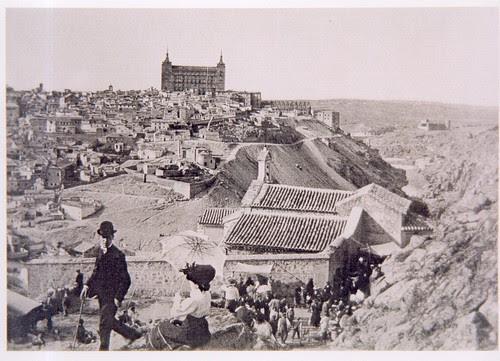 La romería del Valle a finales del siglo XIX