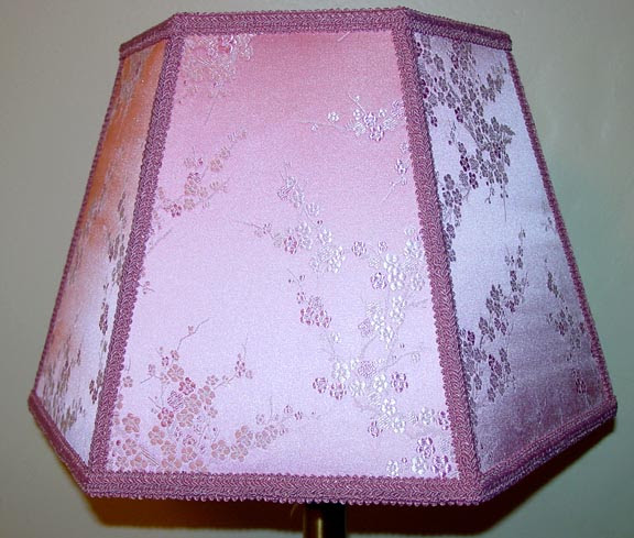 Lampshade Material For Hardback Lampshades