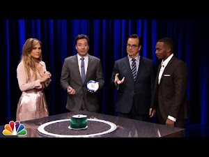 Jennifer Lopez Uses Her massive Butt to assist Win A Game Of catch phrase