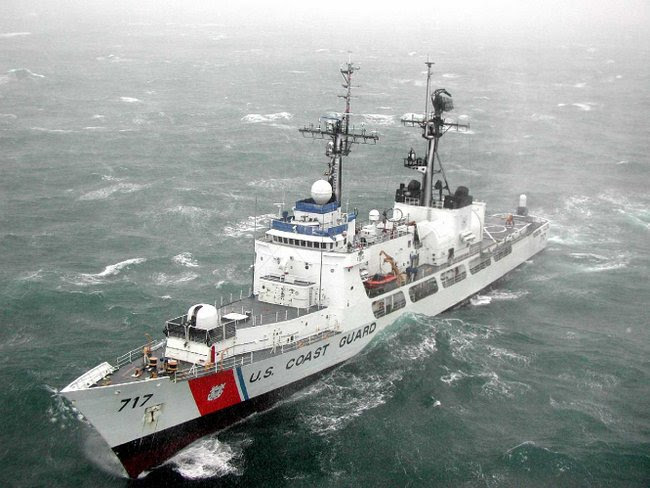 Photo: US Coast Guard