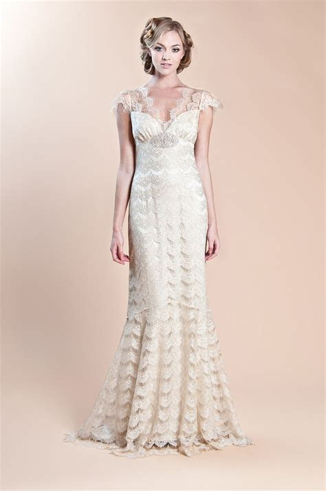 Eloquence Wedding Dress from Claire Pettibone   hitched.co.uk