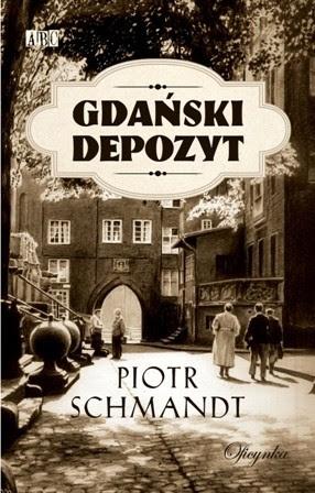 Okładka książki Gdański depozyt