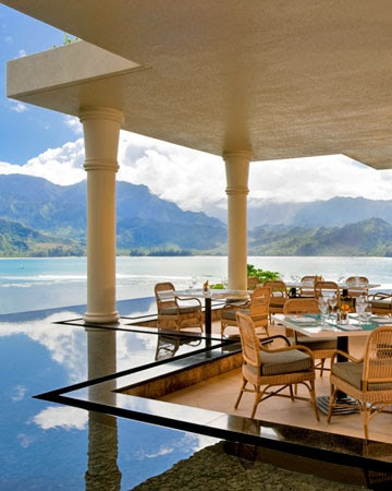 Destination:  St. Regis Hotel, Princeville -- Prep For A Day