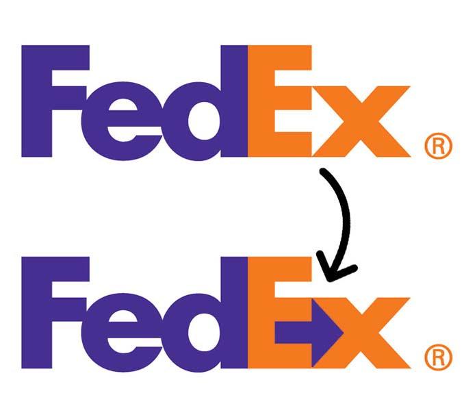 Κρυφά μηνύματα μέσα σε διάσημα λογότυπα (4)