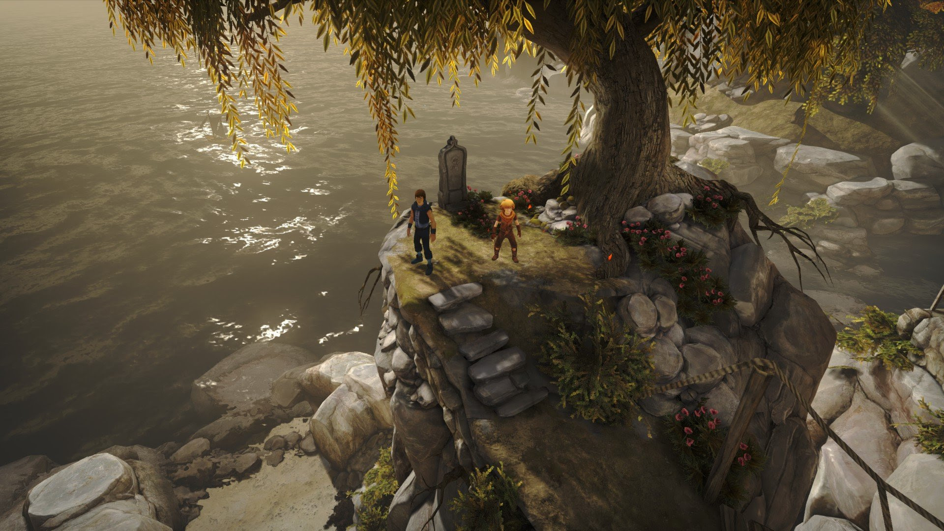 Brothers A Tale Of Two Sons Review Ps4 Push Square