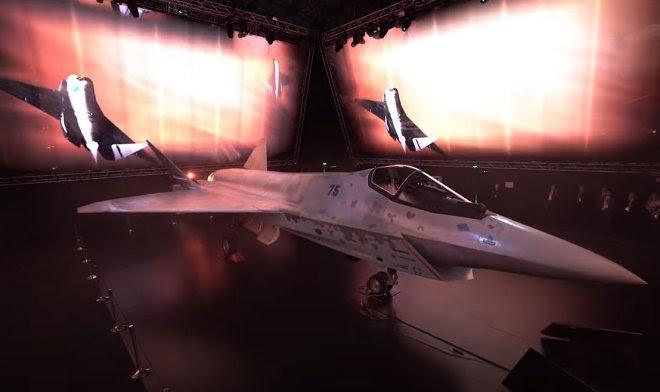 Новейший истребитель Су-75 поборется за лавры первенства с американским F-35