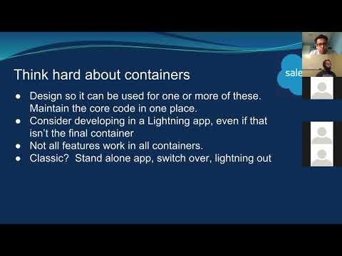 Kitchener Developer Group Event: Building Lightning Apps by Daniel Peter