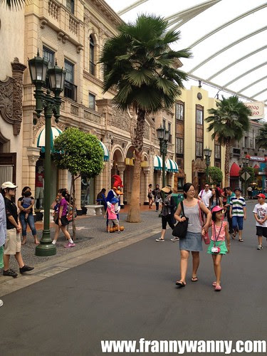 Universal Studios Singapore 7