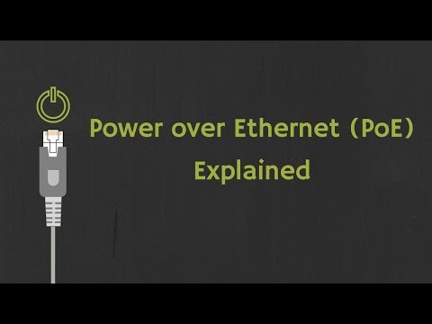 .PoE 供電技術傳輸距離是多少?