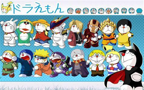 wallpaper gambar kartun doraemon koleksi gambar