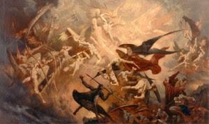 Legón de ángeles el 11S