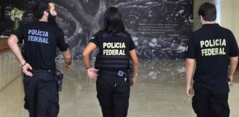 Comandada por três delegados da PF, em Curitiba, a equipe da Carne Fraca tem a convicção de ter descoberto um esquema criminoso de indicações políticas / Foto: Rovena Rosa/ Agência Brasil