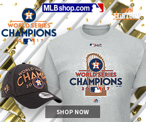 Shop for official Houston Astros fan gear from Majestic, Nike and New Era at Shop.MLB.com