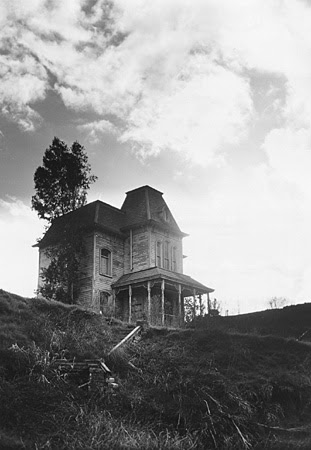 Psycho House in the early 1970's