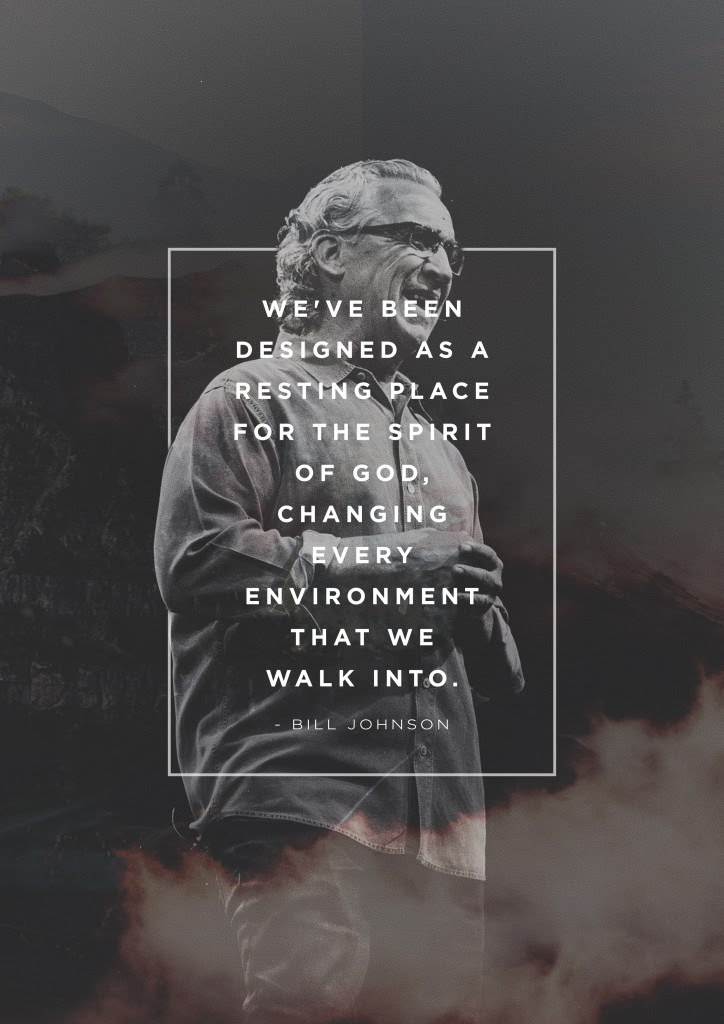 Bill Johnson Quotes Bethel Music